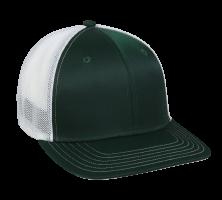 CT120M-Dk.Green/White-S/M