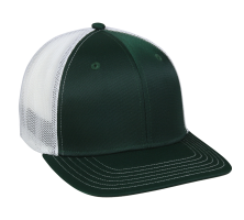 CT120M-Dk.Green/White-M/L