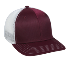 CT120M-Maroon/White-L/XL