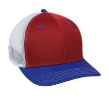 CT120M-Red/White/Royal-S/M