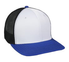 CT120M-White/Black/Royal-M/L