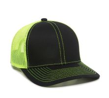 MBW-800SB-Black/Neon Yellow-Adult