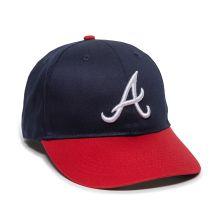 MLB-300-Atlanta Braves - 1ATH HOME-Adult
