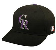 MLB-300-Colorado Rockies - 1COH HOME & ROAD-Youth