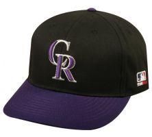 MLB-300-Colorado Rockies - 1COA ALTERNATE-Youth