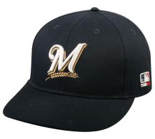 MLB-300-Milwaukee Brewers - 1MLH HOME & ROAD-Youth