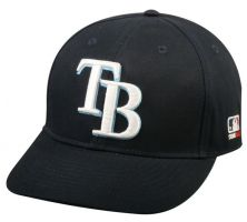 MLB-300-Tampa Bay Rays - 1TBH HOME & ROAD-Adult