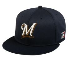 MLB-400-Milwaukee Brewers - 1MLH HOME & ROAD-Adult
