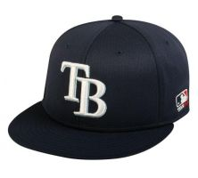 MLB-400-Tampa Bay Rays - 1TBH HOME & ROAD-Adult