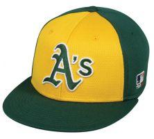 MLB-400-Oakland Athletics - 1OAC Colorblock-Adult