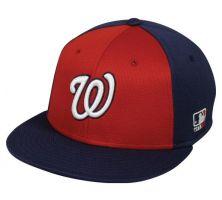 MLB-400-Washington Nationals - 1WNC Colorblock-Adult