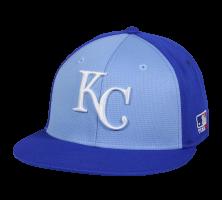 MLB-400-KC Royals - 1KCC Colorblock-Youth