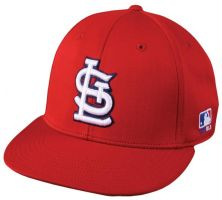 MLB-595-St. Louis Cardinals - 1STH HOME & ROAD-S/M