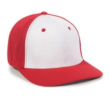 MWS50-White/Red/Red-One Size Fits Most