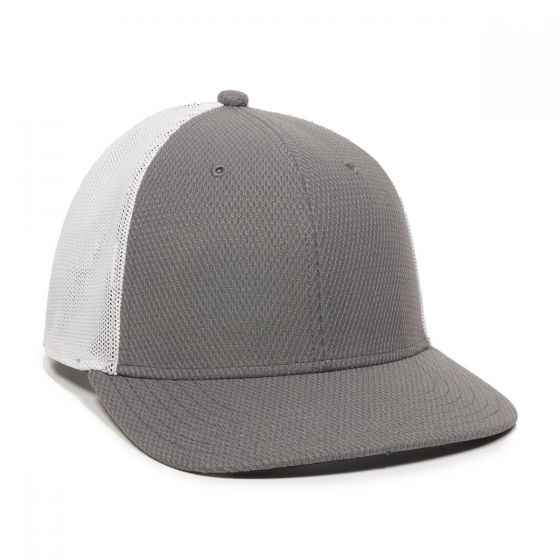 CAGE150-Charcoal/White-One Size Fits Most