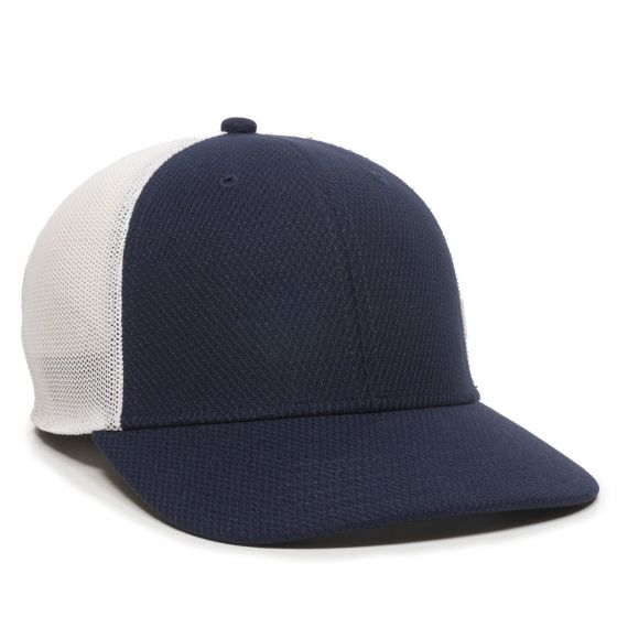 CAGE150-Navy/White-One Size Fits Most