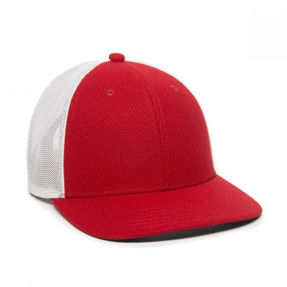 CAGE150-Red/White-One Size Fits Most