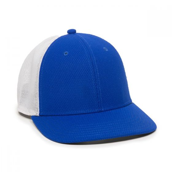 CAGE150-Royal/White-One Size Fits Most