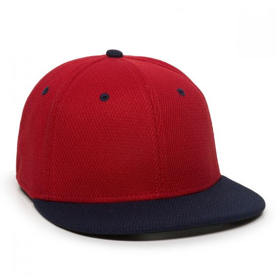 CAGE25-Red/Navy-M/L