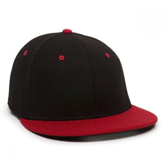 CAGE25-Black/Red-S/M