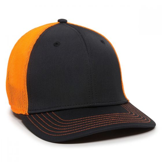 CT120M-Black/Neon Orange-M/L