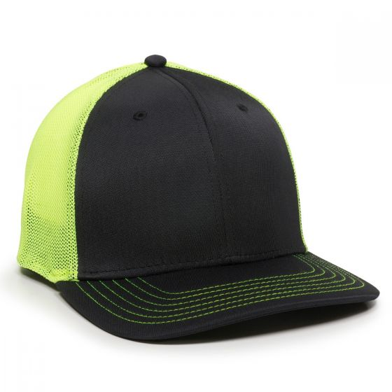 CT120M-Black/Neon Yellow-S/M