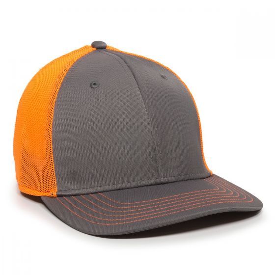 CT120M-Graphite/Neon Orange-M/L