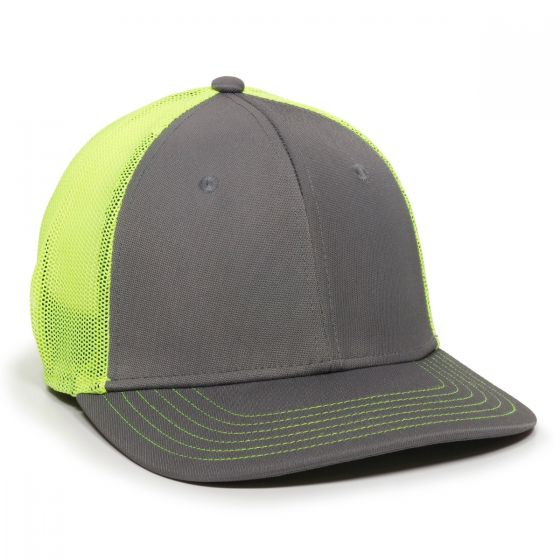 CT120M-Graphite/Neon Yellow-S/M