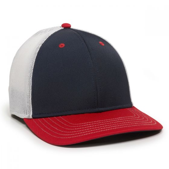 CT120M-Navy/White/Red-M/L