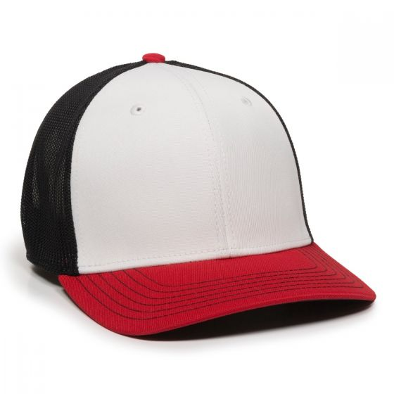 CT120M-White/Black/Red-M/L