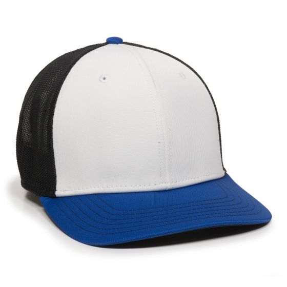CT120M-White/Black/Royal-S/M