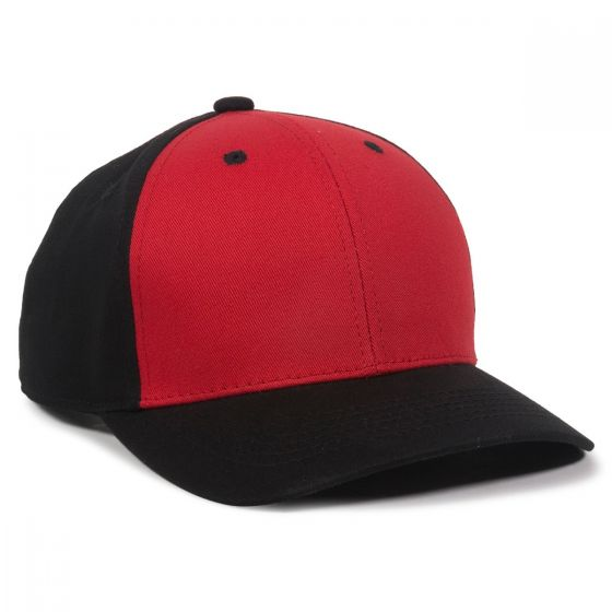 CTN50-Red/Black/Black-Youth