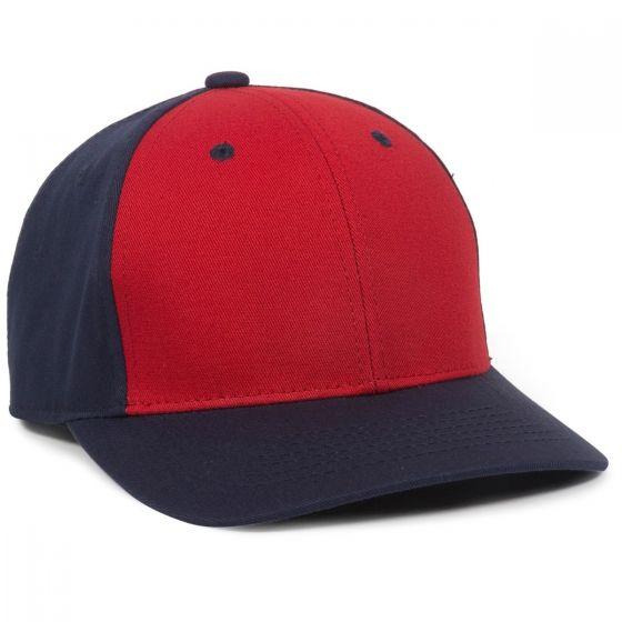 CTN50-Red/Navy/Navy-Youth