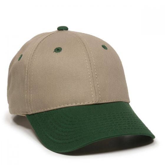 GL-271-Khaki/Dark Green-Adult