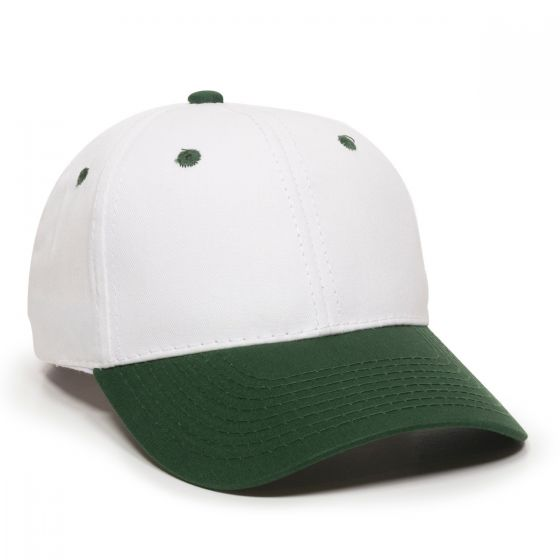 GL-271-White/Dark Green-Adult