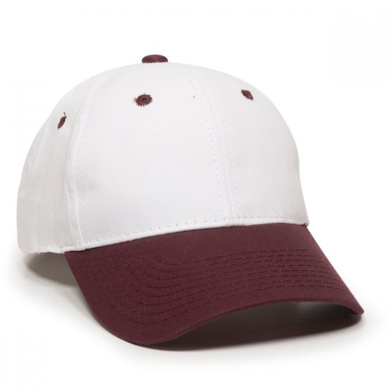 GL-271-White/Maroon-Adult