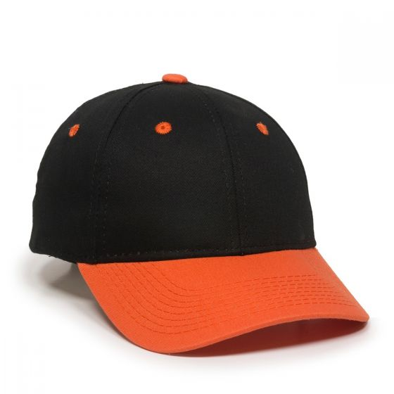 GL-271-Black/Orange-Adult