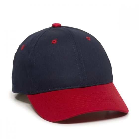 GL-271-Navy/Red-Adult