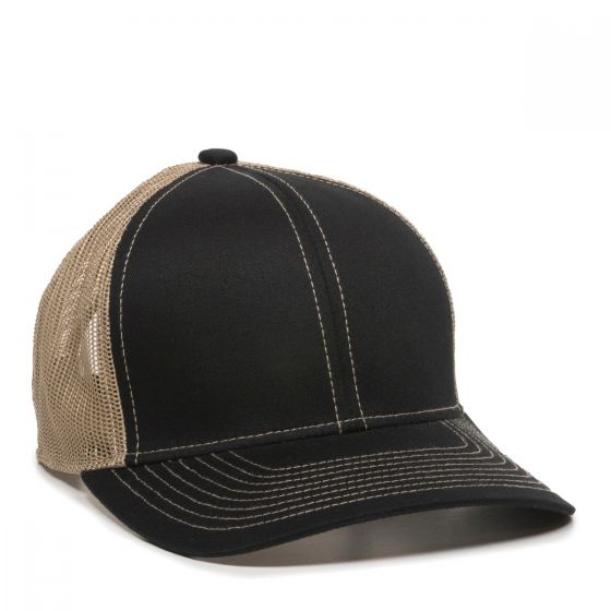 MBW-800-Black/Tan-Adult