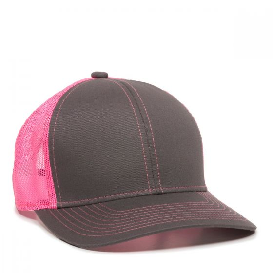 MBW-800-Charcoal/Neon Pink-Adult