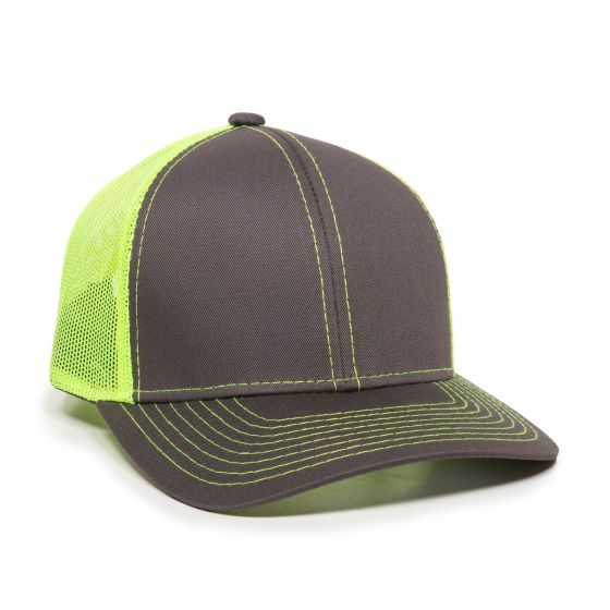 MBW-800-Charcoal/Neon Yellow-Adult