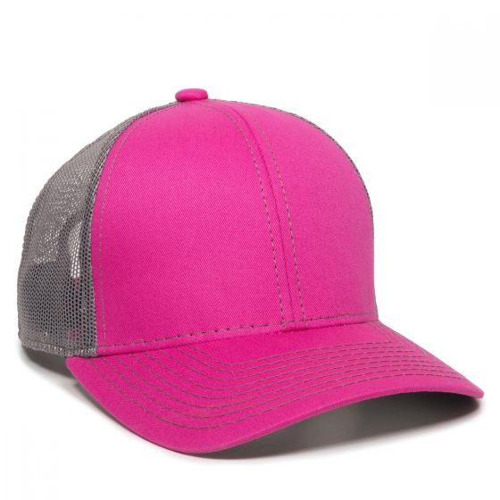 MBW-800SB-Fuchsia/Charcoal-One Size Fits Most