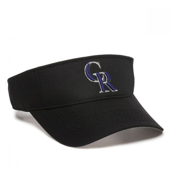 MLB-175-COLORADO ROCKIES - 1COH HOME-Adult