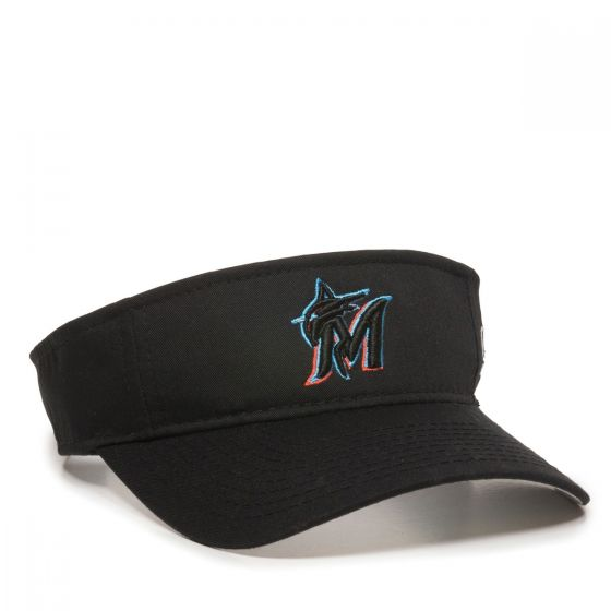 MLB-175-MIAMI MARLINS Black 1MIH-HOME-Adult