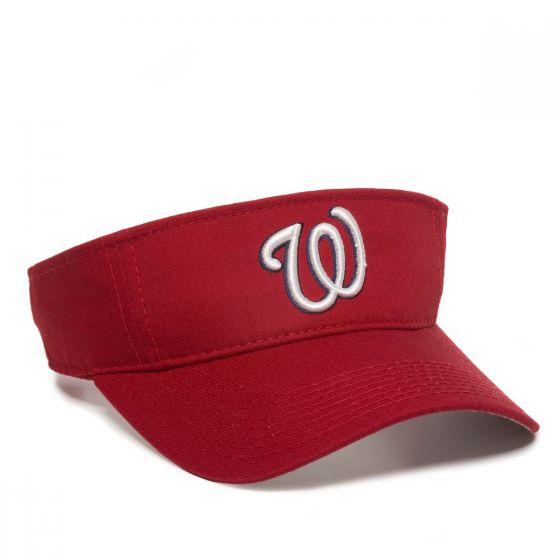 MLB-175-WASHINGTON NATIONALS - 1WNH HOME-Adult