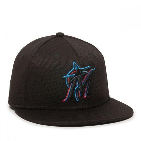 MLB-400-MIAMI MARLINS Black 1MIH-HOME-Youth