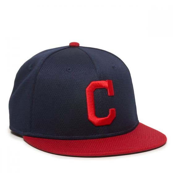 7ac760354c6 MLB-400-CLEVELAND INDIANS Navy Red 1CLH-HOME-Adult