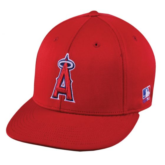 MLB-595-Los Angeles Angels - 1ANH HOME & ROAD-M/L