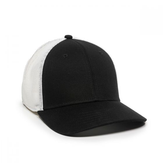 RGR-360M-Black/White-One Size Fits Most