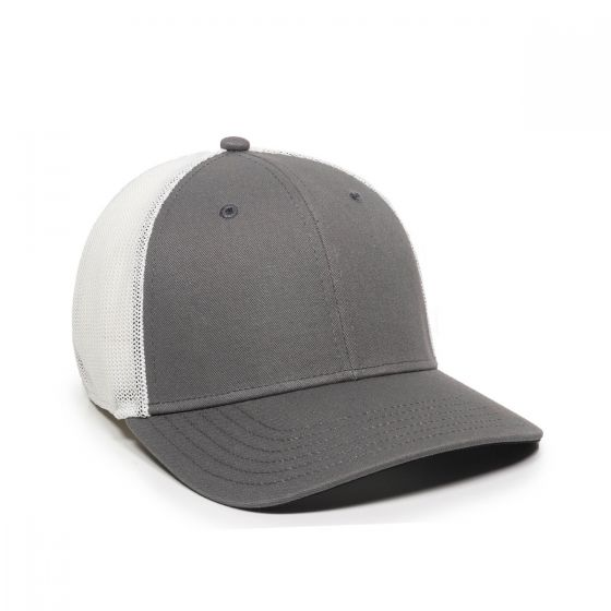 RGR-360M-Grey/White-One Size Fits Most